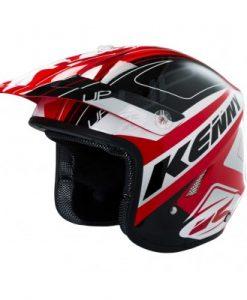 Open Face Helmen